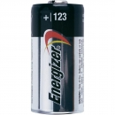 Energizer CR123 Lithium Battery